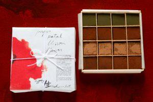 3種ミックス生チョコレート